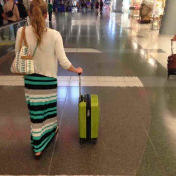 Benefits of traveling light with just a carry on luggage