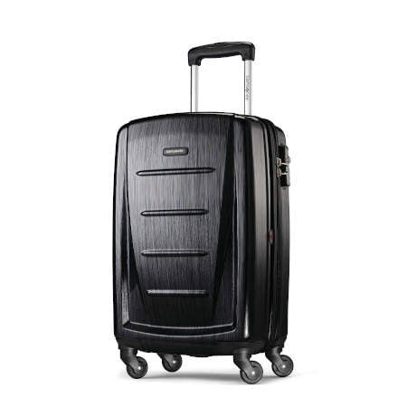 Black picture of Samsonite Winfield 2 luggage for the Review